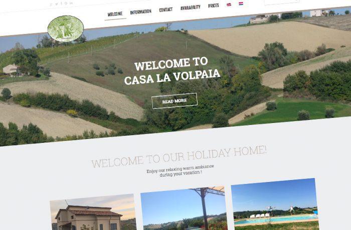Vakantiewoning Casa La Volpaia