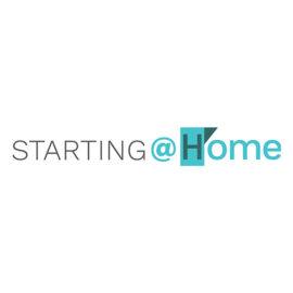 Logo Starting at Home