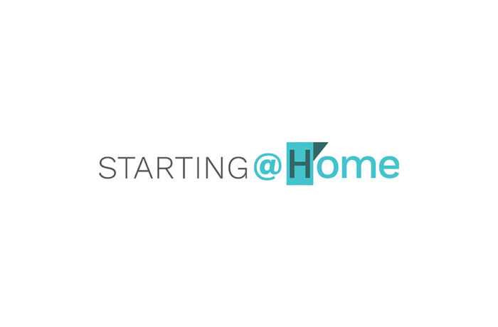 Logo Starting at Home